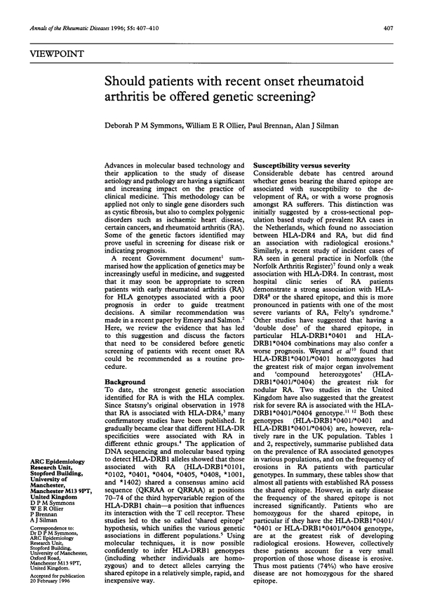 should genetic screening be allowed Essays - largest database of quality sample essays and research papers on should genetic screening be allowed.