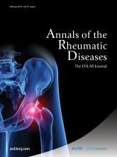 Annals of the Rheumatic Diseases: 72 (2)