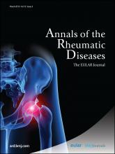 Annals of the Rheumatic Diseases: 72 (3)