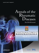Annals of the Rheumatic Diseases: 72 (Suppl 3)